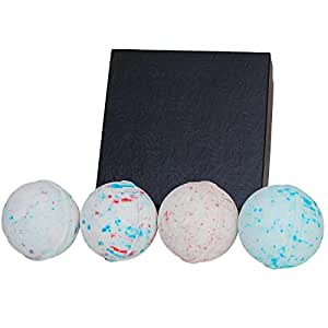 Mens bath bomb gift set huge 4 7 oz bath for Mens bath set
