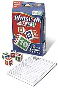 amazon phase 10 dice game