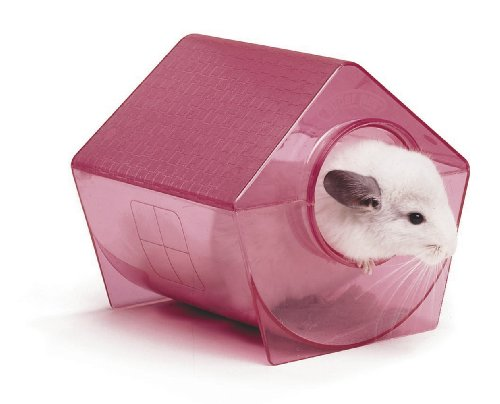 Super Pet Chinchilla Bath House, Colors Vary