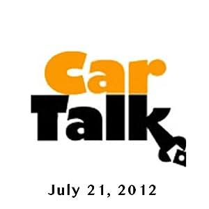 Car Talk, The Lincoln Stretch Bike Carrier, July 21, 2012 | [Tom Magliozzi, Ray Magliozzi]