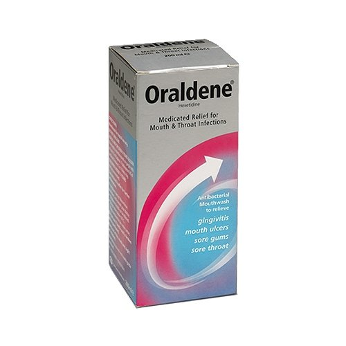 Oraldene Mouthwash Original 200ml