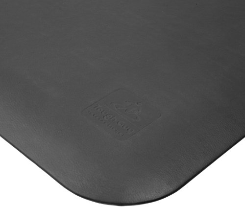 Tough Guy REC2515GREY 2.5 Feet Wide By 1.5 Feet Deep Rectangular Grey Anti-Fatigue Mat