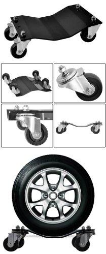 Vehicle Car Auto Dollies 6000 lbs 4 Wheel Dolly