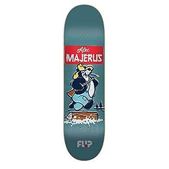 "Flip Skateboards Majerus Vintage Pro Skateboard,32.31"" x 8.25"""
