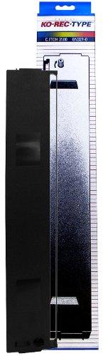 Ko-Rec-Type 6N327-0 Premium Compatible Printer and POS Ribbon for C.Itoh H0944-PS Nylon (Black)