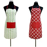 Apron - Buy 1 Get 1 Free - 100% Pure Cotton