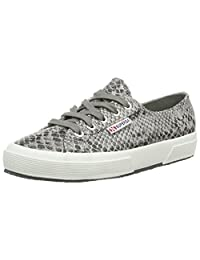 Superga 2750 Snake Womens Trainers