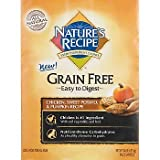 Nature's Recipe Grain-Free Chicken, Sweet Potato and Pumpkin Dry Dog Food