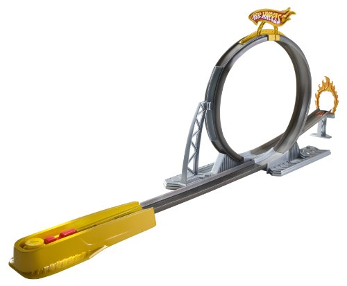 Hot Wheels Speed Cycles Daredevil Stunt Track Set