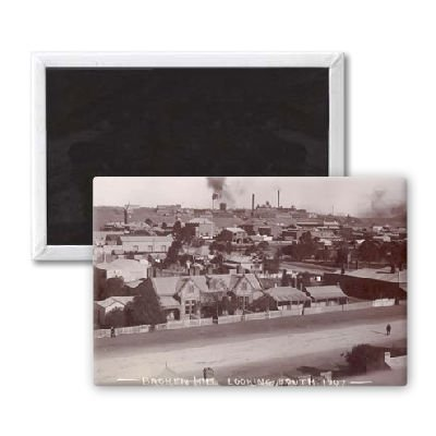 'Broken Hill, New South Wales' - 3x2 inch Fridge Magnet - large magnetic button - Magnet