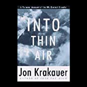 Into Thin Air | [Jon Krakauer]