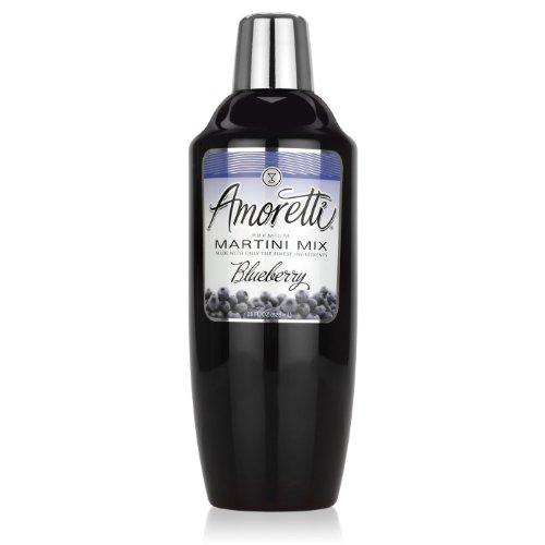 Amoretti Blueberry Martini Cocktail Mix