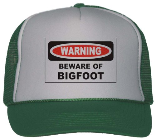 Bigfoot Hats