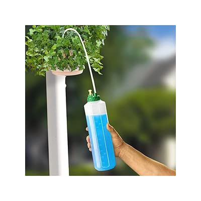 Long reach plant watering bottle watering cans patio lawn garden Long reach watering can