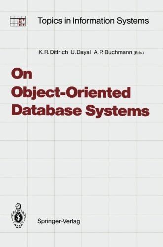 On Object-Oriented Database Systems