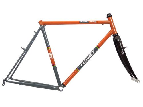 Ritchey Break-Away WCS Steel Cross Frame Set 58cm