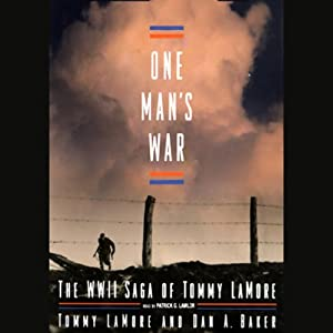 One Man's War Audiobook