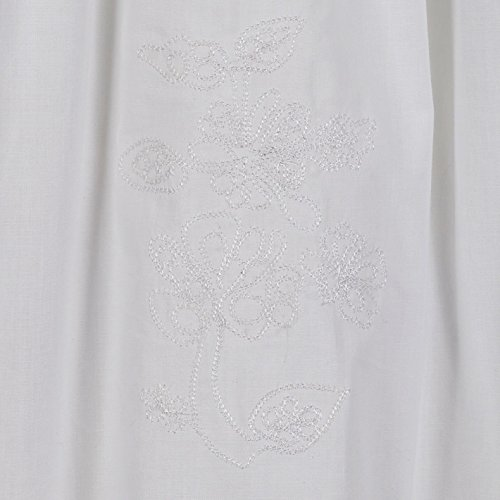 The 1 for U Nancy 100% Cotton Victorian Sleeveless Nightgown 7 Sizes 5