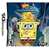 SpongeBob Atlantis SquarePants NDS