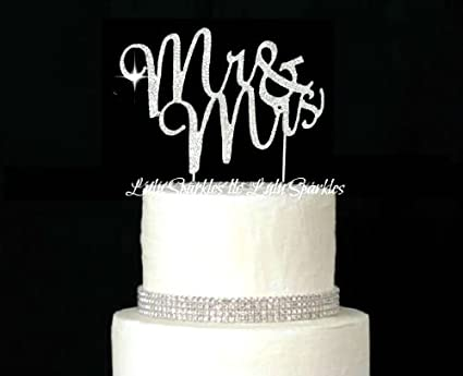 topper Wedding cake topper Crystal Wedding Cake Toppers
