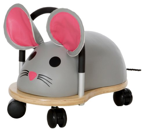 Prince Lionheart Wheely Bug, Mouse, Large