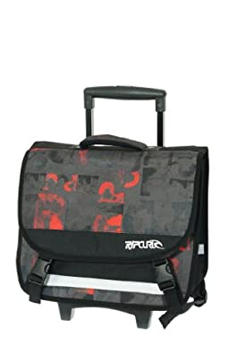 rip curl backpacks bbp2cc cartable roulettes noir chaussures et sacs. Black Bedroom Furniture Sets. Home Design Ideas