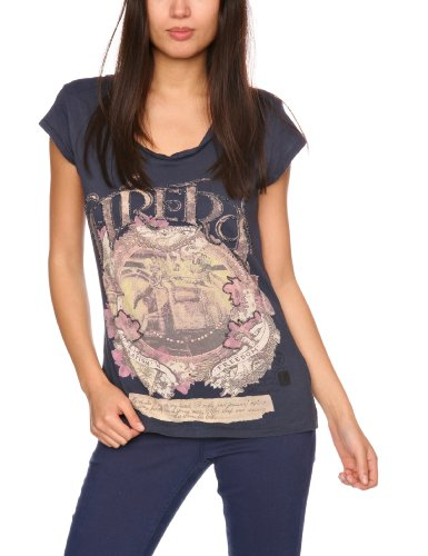 Firetrap Dionne-Locks Printed Women's T-Shirt Night