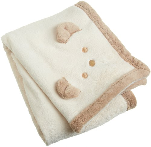Carters Keep Me Close Blanket, Ecru
