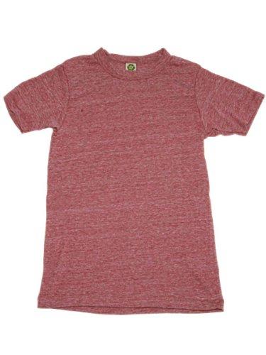 Unisex Eco-Heather T-Shirt 1973, X-Large, Eco-Burgundy