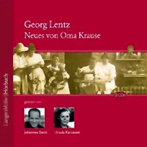 Neues von Oma Krause Hörbuch