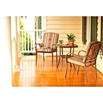 Buy Cheap Rachel Ray 3 Piece Cafe Patio Set