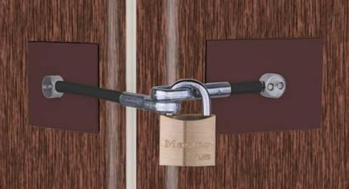 Refrigerator Lock Lock