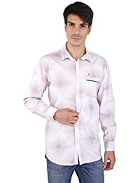Finger's Cotton Long Sleeve Casual Shirt (D-No-111)