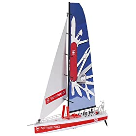 Radio Control Swiss Army sailboat