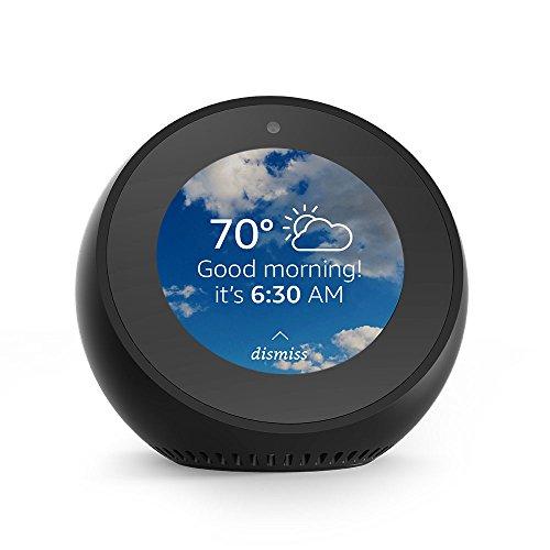 아마존 에코 스팟 (블랙/화이트) Amazon Echo Spot