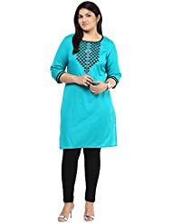 Alto Moda By Pantaloons Women's Kurta - B01CJWQD20