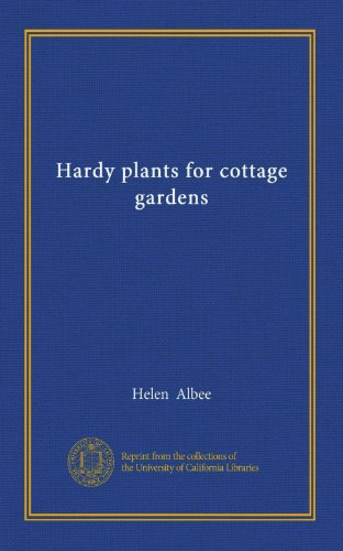Hardy plants for cottage gardens
