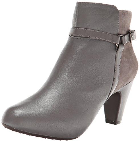 Easy Spirit Women's Pedrina Boot,Grey,8 M US