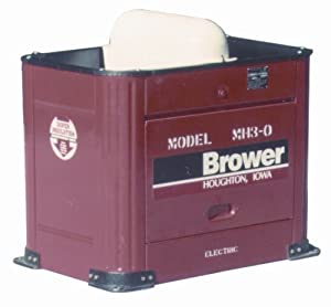 Brower mh30e super insulated heated livestock for Super insulated water heater