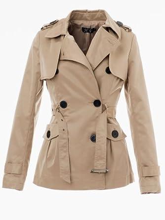 Sie kaufen wollen TOM TAILOR Damen Trench Coat, /Beautiful feminin trench,ja..! Sie kommt an der richtigen Stelle.