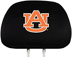 Auburn University Tigers AU NCAA Headrest Covers by Caseys