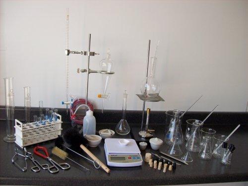 Professional Chemistry Laboratory Set