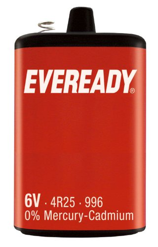 Energizer - 614072 - Eveready NR425 R - 6 V
