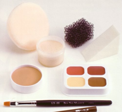 Ben Nye Student Theatrical Makeup Kits Fair: Light/Medium