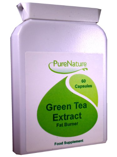 Green Tea Herbal Fat Burner Super Strength 12480mg slimming diet cardiovascular and general health aid