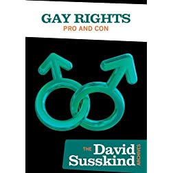 David Susskind Archive: Gay Rights Pro And Con