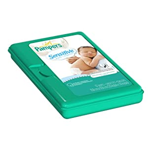 Changing your baby can be one of the most loving moments of the day. Pampers® Sensitive™ baby wipes' unique Softgrip Texture™ offers gentle cleaning for your baby's sensitive skin.