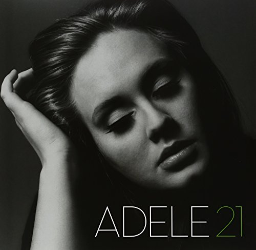 Adele Live Rolling In The Deep: 21 Adele CD Covers