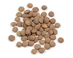 Lentils, Brown ( Spanish Pardina ) - 10 Lb Bag / Box Each