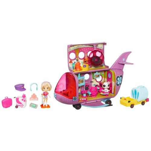Littlest Pet Shop Littlest Pet Shop Blythe Loves Lps Pet Jet
